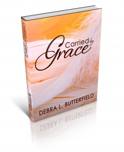 Carried by Grace book cover