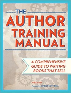 The Author Training Manual book cover Nina Amir