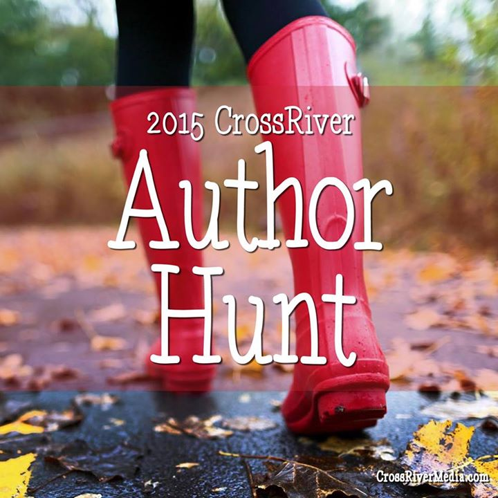 CrossRiver Author Hunt