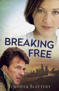 Breaking Free by Jennifer Slattery book cover