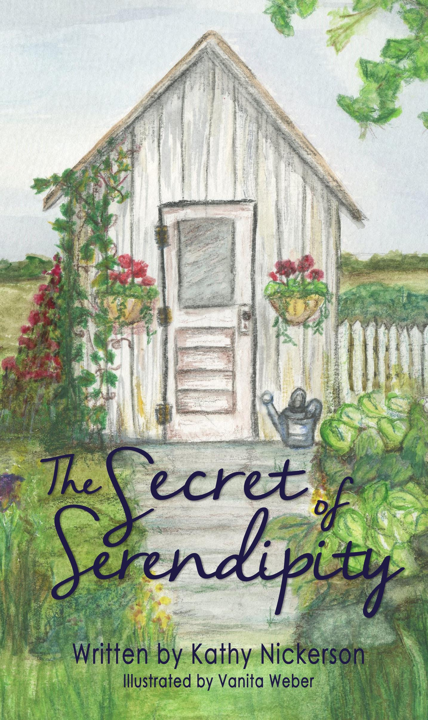 Book cover The Secret of Serencipity