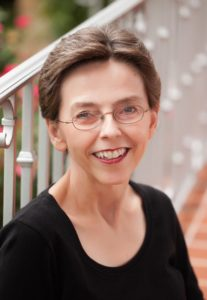 Author Cheryl Barker