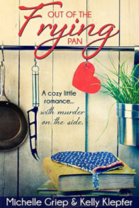 Out of the Frying Pan book cover