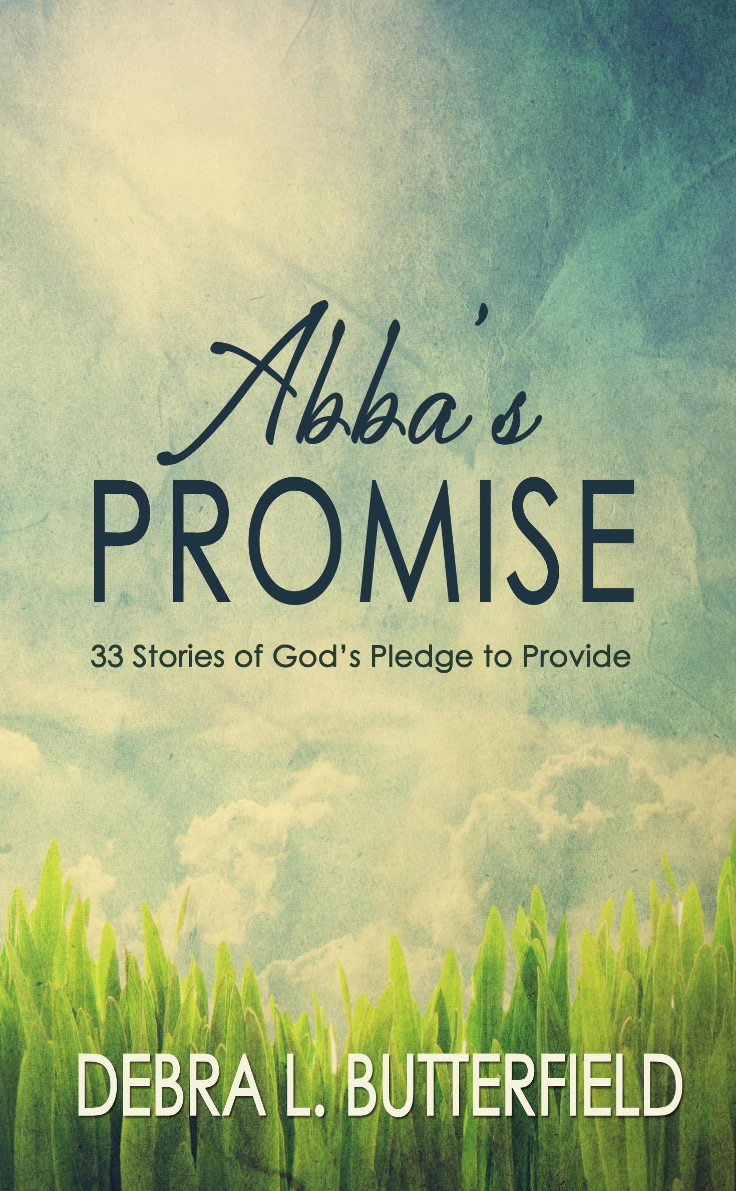Abba's Promise book cover