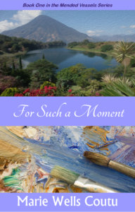 For Such a Moment book cover, book by Marie Wells Coutu