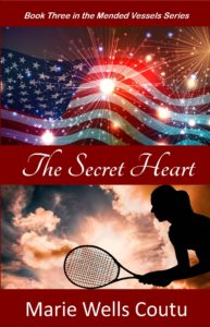 The Secret Heart book cover, book by Marie Wells Coutu