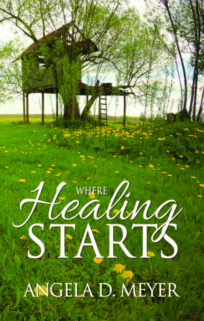 Where Healing Starts cover