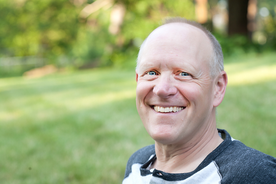 Indie author Dave Driver