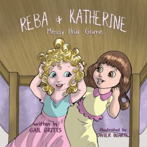 Messy Hair Day book cover