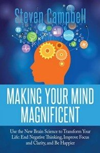 Making Your Mind Magnificent, mind principles book cover