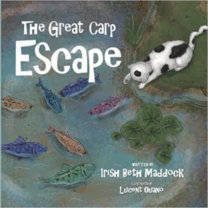 The Great Carp Escape book cover